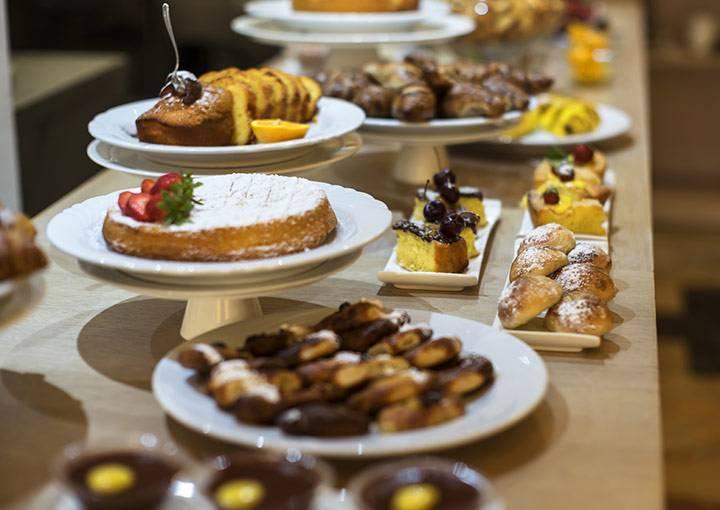 Hotel Boemia Riccione dolci torte