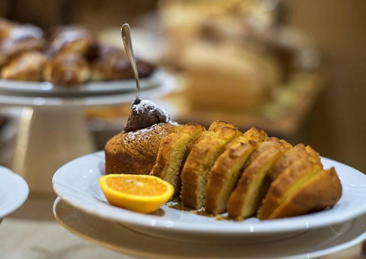 Hotel Boemia Riccione torte