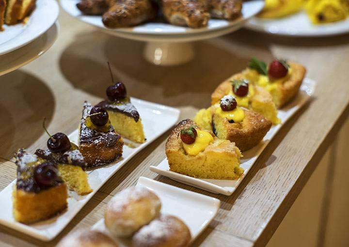 Hotel Boemia Riccione colazione abbondante