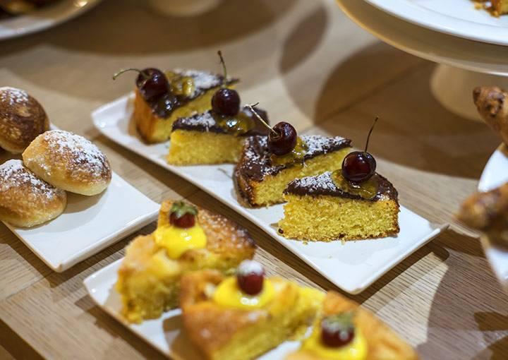 Hotel Boemia Riccione dolci