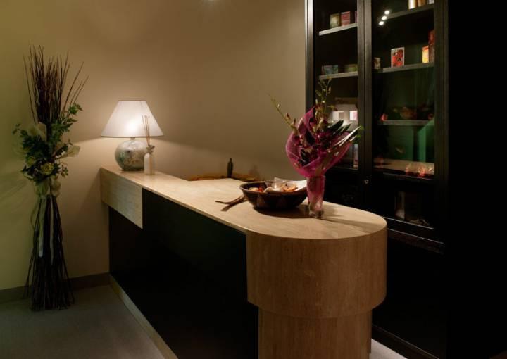centro benessere Cristal Oasys Hotel Boemia Riccione