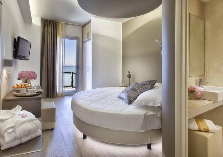 Hotel Boemia camere moderne