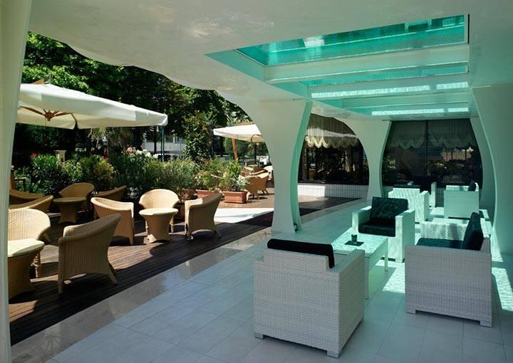 Hotel Boemia Riccione 4 stelle