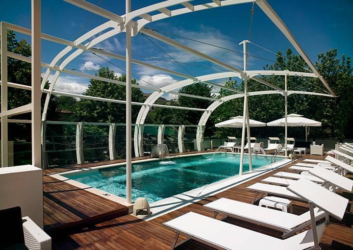 Hotel Riccione 4 stelle con piscina