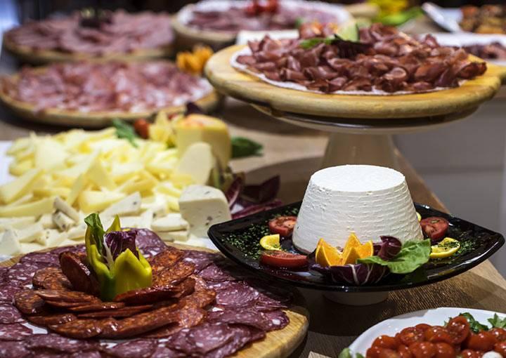 Hotel Boemia Riccione ricette buffet