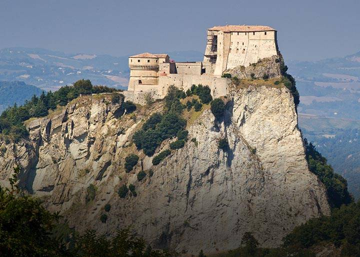 Dalla Valmarecchia alla fortezza di San Leo